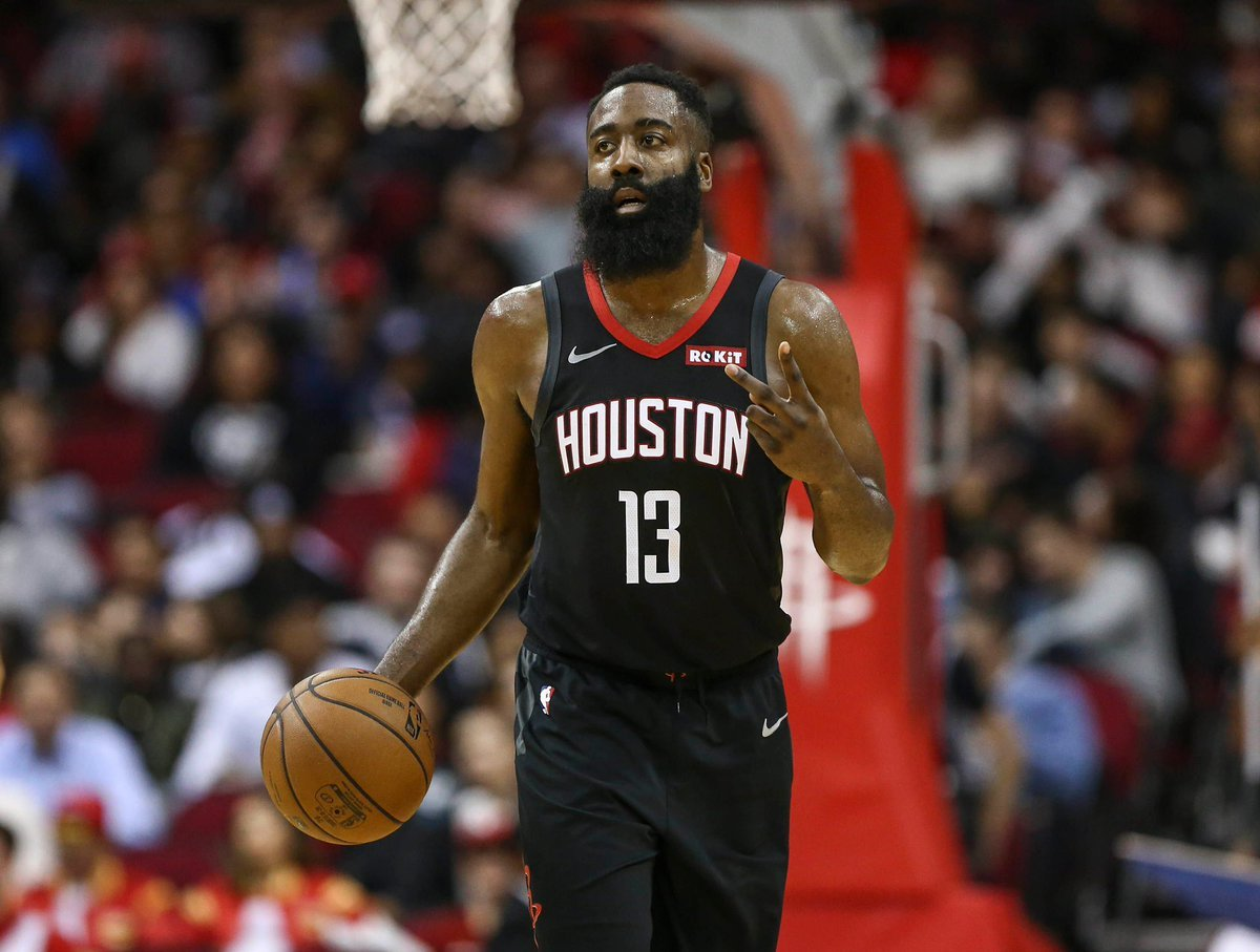 An Insane James Harden Stat Which Makes Even LeBron James ...