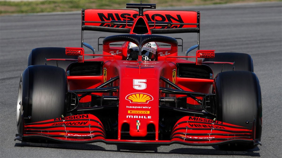 Ferrari F1 Replace Sebastian Vettel And Charles Leclerc S Engines Ahead Of The 70th Anniversary Grand Prix Essentiallysports