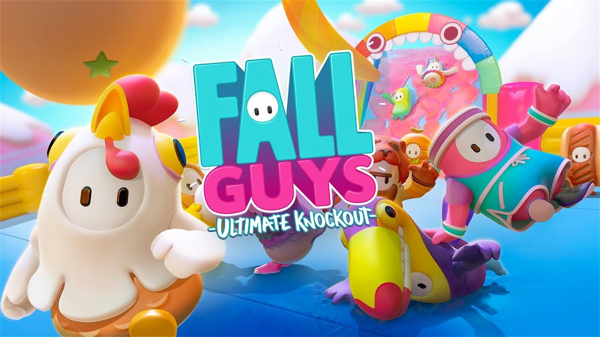 Fall Guys Is Already A Steam Bestseller - Essentially Sports