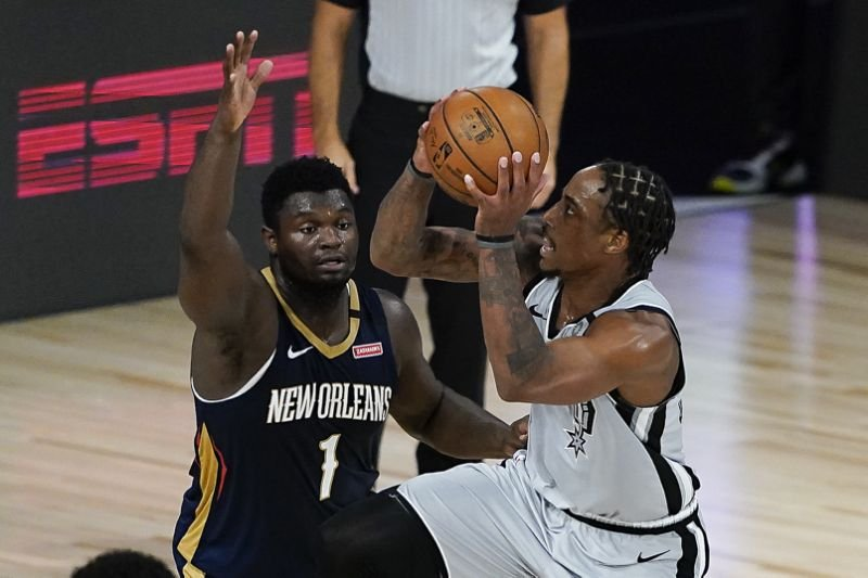 Lack Of Spirit Zion Williamson Unhappy After Pelicans Elimination From The Playoffs Essentiallysports