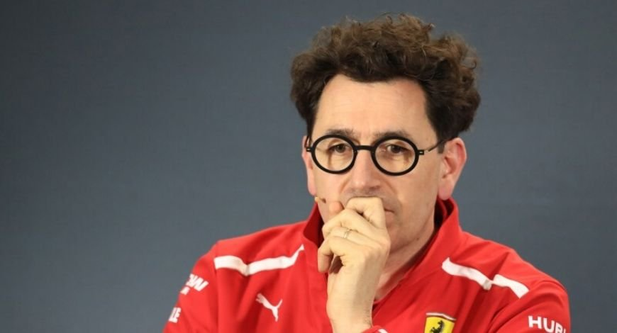 Mattia Binotto Picks a Side Amid Tensions Between Ferrari F1 and Sebastian Vettel - Essentially Sports