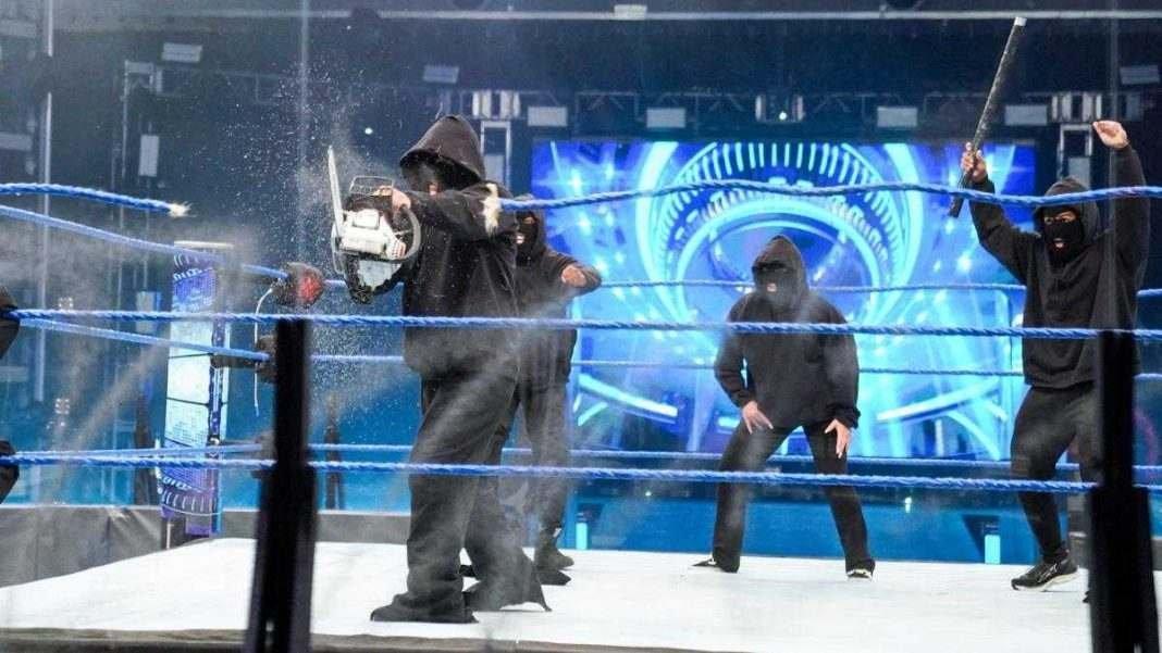 RETRIBUTION: Masked WWE सुपरस्टार की पहचान 2 पर प्रमुख स्पॉयलर