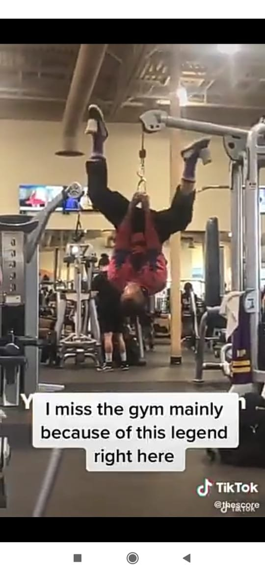Hilarious Anderson Silva Does A Spiderman In His Return To The Gym Essentiallysports