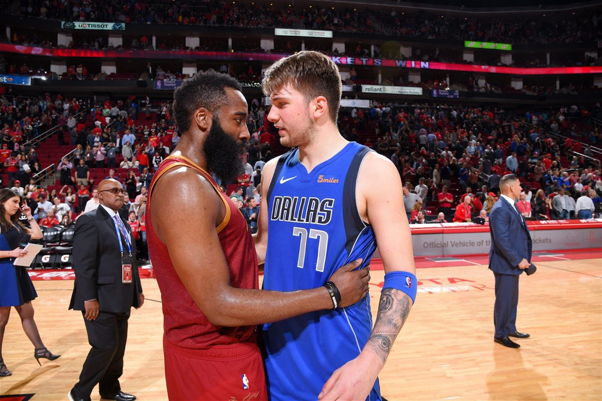 James Harden S Been Doing This Nba Analyst Not Happy About Luka Doncic Praise Essentiallysports