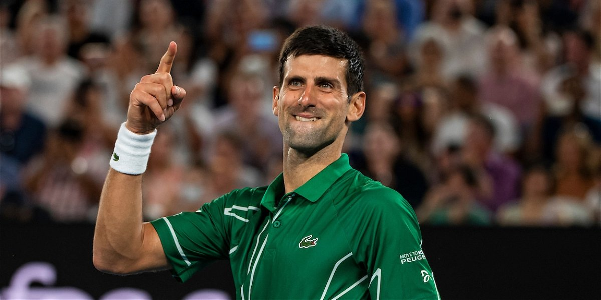 Novak Djokovic Aims To Break The Record For Most Number Of Grand Slams Essentiallysports