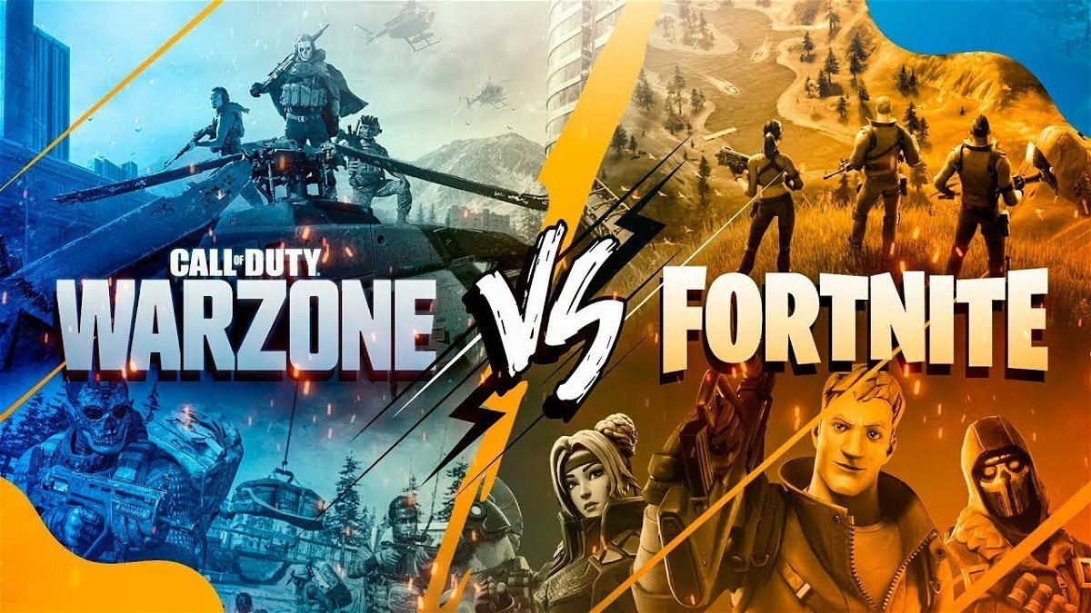 Fortnite vs Warzone: Which Is The Better Battle Royale? - EssentiallySports