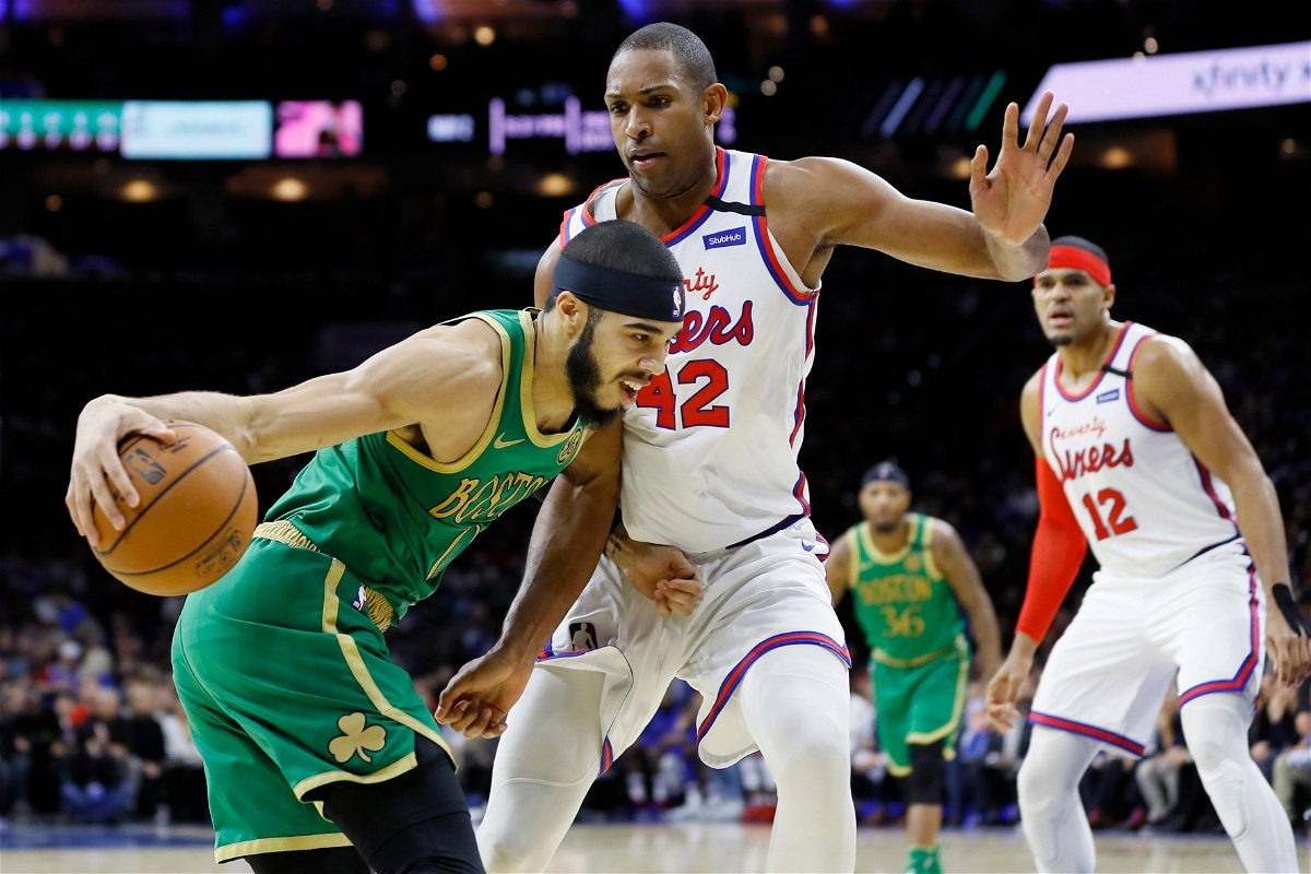 Nba Playoffs Boston Celtics Vs Philadelphia 76ers Game One Prediction Essentiallysports
