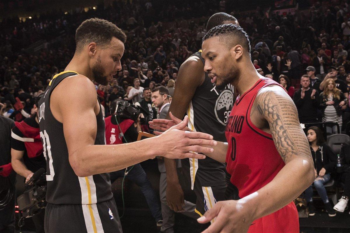 Lillard暗示已经厭煩一直和Curry做對比:比較,是偷竊快樂的小偷!