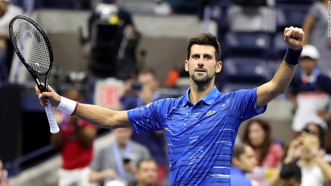 "He Is the Best Ambassador"" - NBA Star Heaps Huge Praise on Novak ..."