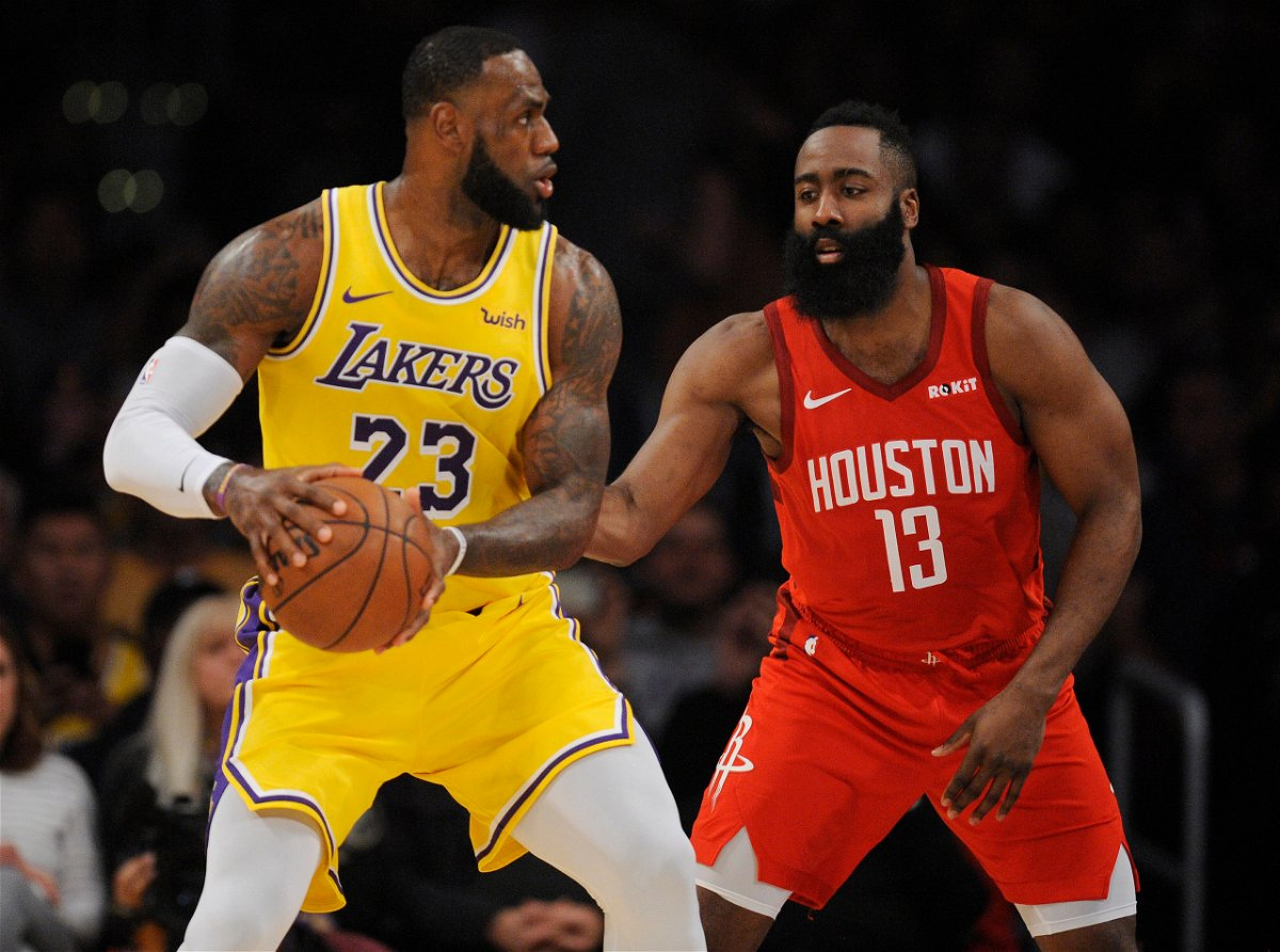 Los Angeles Lakers vs Houston Rockets: Predictions for Game 1 of NBA  Western Conference Semifinals - EssentiallySports