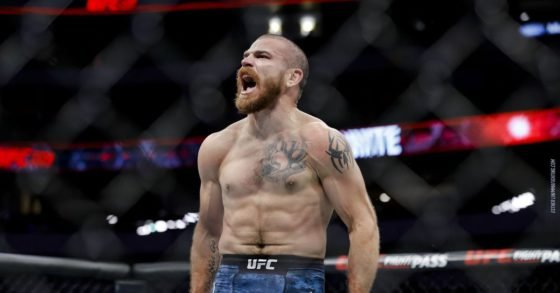 Jim Miller Fight Cancelled From UFC Fight Night