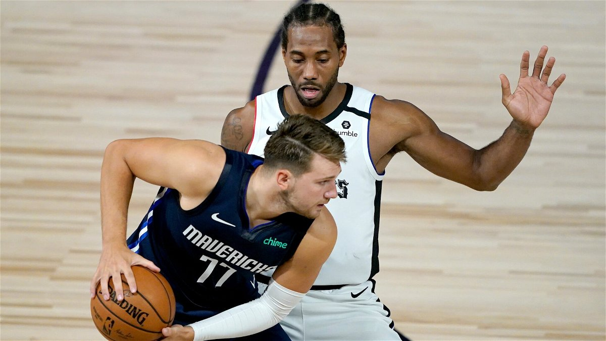 I M Used To It Luka Doncic Not Worried To Face The Clippers In First Ever Playoff Appearance Essentiallysports
