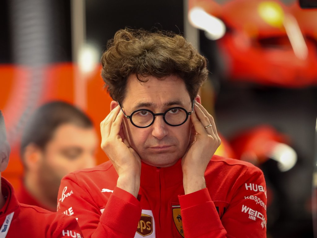 Shaped By Numbers And Not By Feelings Former Team Principal Hits Out At Ferrari F1 Boss Binotto Essentiallysports