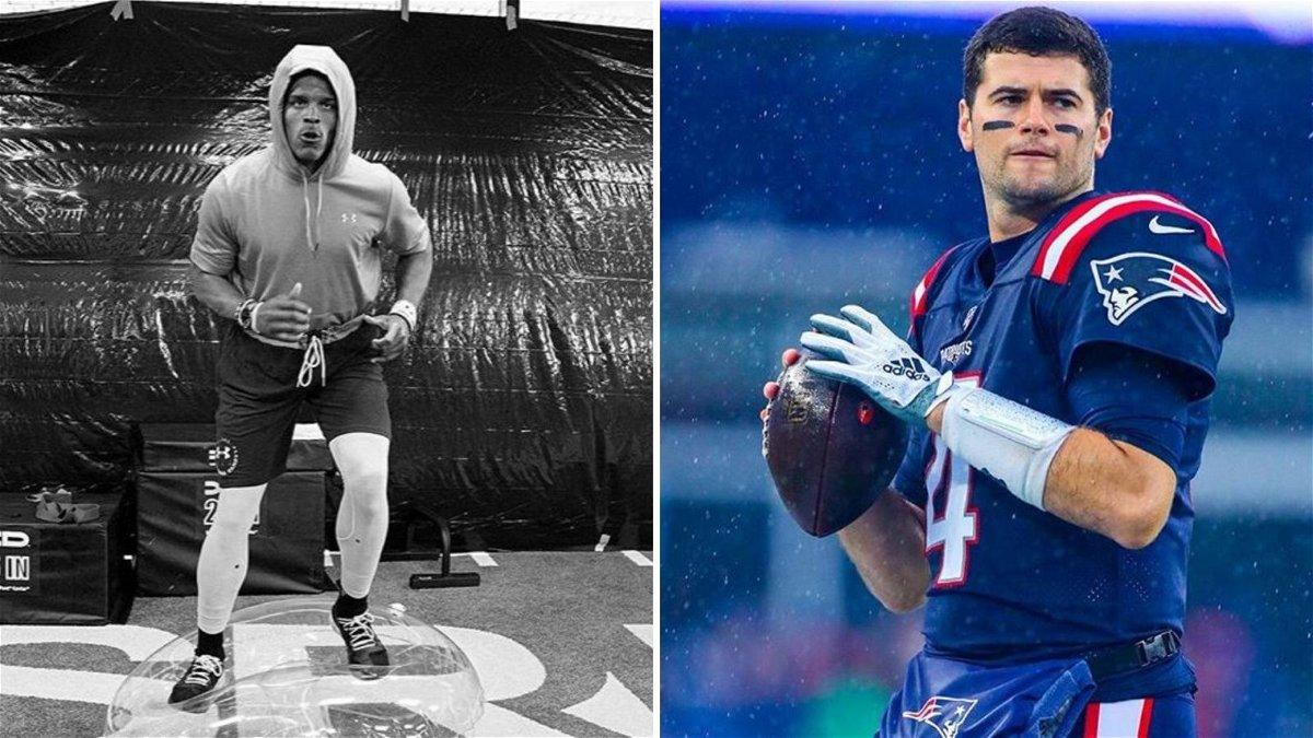 Cam Newton Or Jarrett Stidham The Battle For Quarterback Remains Open In New England Essentiallysports