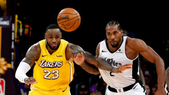 Kawhi Leonard Follows LeBron James' Example To Earn Millions From Two Simple Words