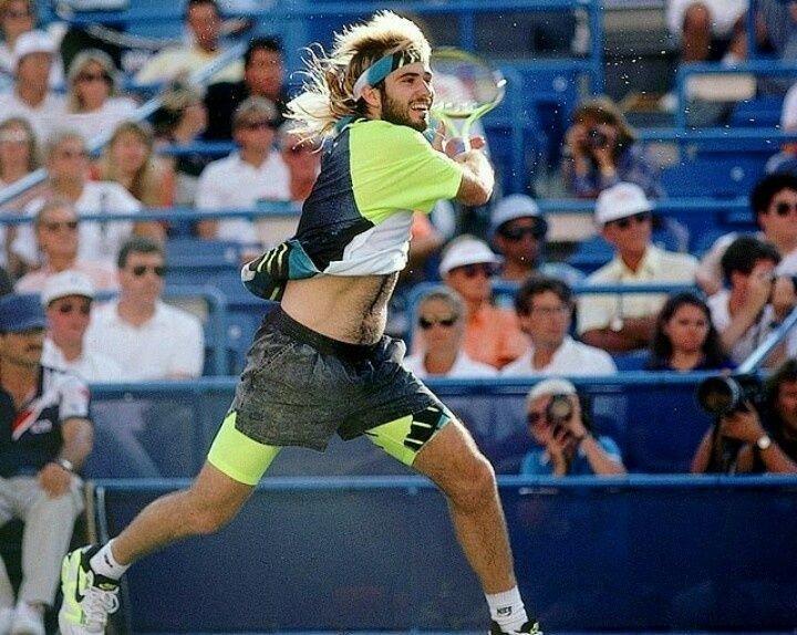 Honor Tennis Legend Andre Agassi