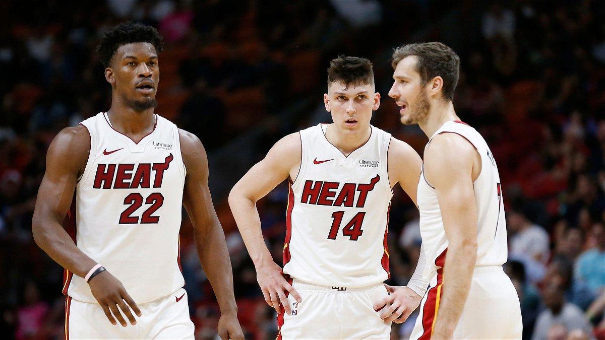 Phenomenal Jimmy Butler Heaps Huge Praises On Miami Heat Rookie For A Fantastic Season Essentiallysports