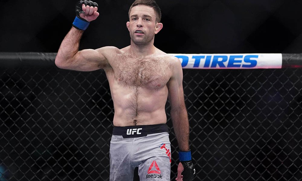 Ryan Hall Pulls Out of UFC Fight Night on August 29 - EssentiallySports