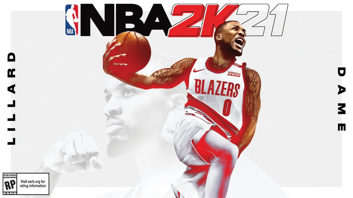 Nba 2k21 Cover Star Damian Lillard Reveals His Issues With The Game Essentiallysports