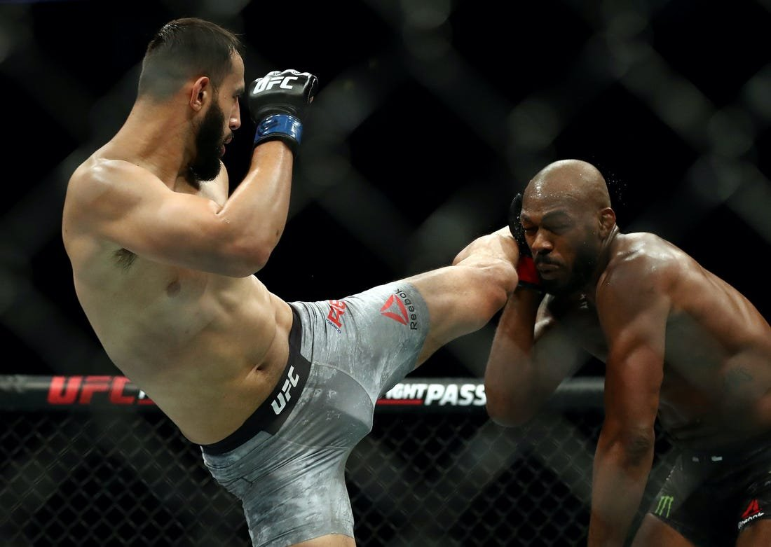 "There's No Transparency"" - Dominick Reyes Disappointed With the UFC -  EssentiallySports"
