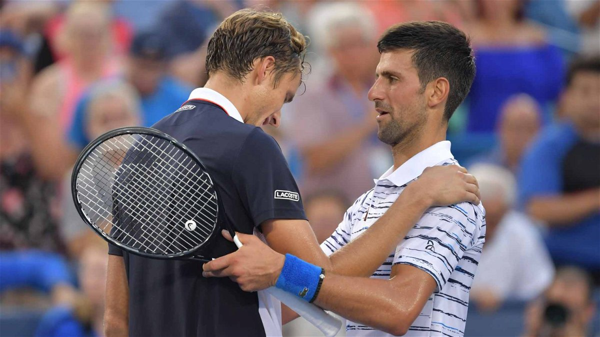 Many Things Can Disturb Him Daniil Medvedev Speaks On Novak Djokovic S Chances At Us Open 2020 Essentiallysports