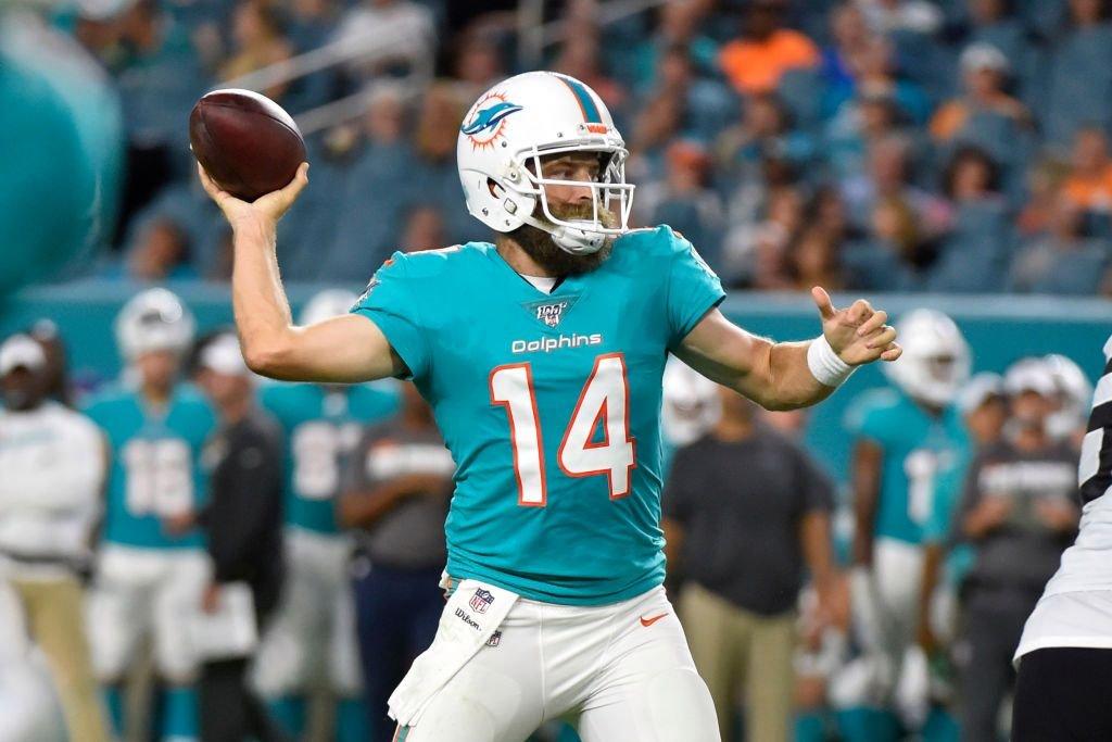 "He's a Little Unpredictable""- Bill Belichick Lauds Dolphins Starter Ryan  Fitzpatrick - EssentiallySports"