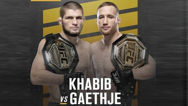 Face Off Khabib Nurmagomedov And Justin Gaethje Show Each Other Respect At Ufc 254 Face Off Essentiallysports