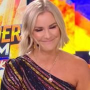 RENEE YOUNG SAYS GOODBYE TO WWE DURING SUMMERSLAM KICKOFF SHOW