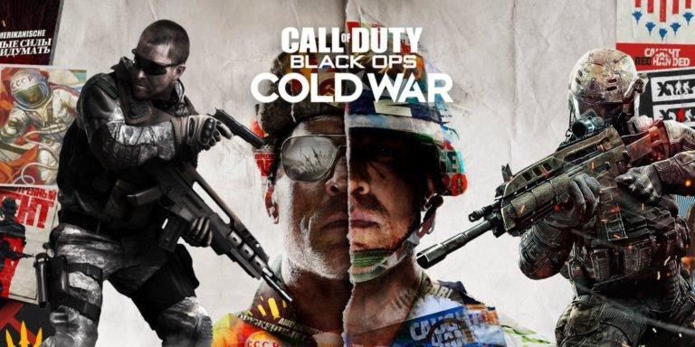 call of duty cold war logo