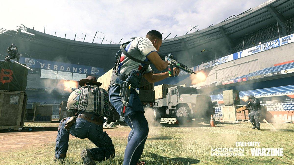 Call Of Duty Warzone: Season 5 Games of Summer Coming Soon -  EssentiallySports
