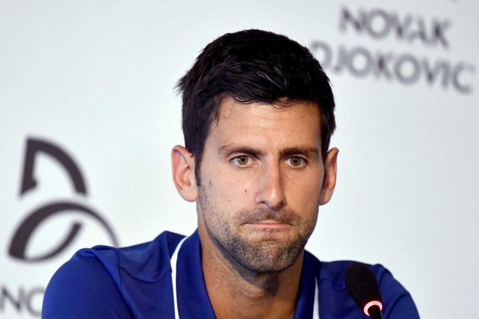 It S Pretty Much The Same Novak Djokovic On The Opponents He Is Facing Essentiallysports