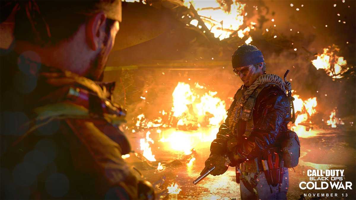 Call Of Duty Black Ops Cold War Trailer Takes A Trip Back To The 80s Essentiallysports