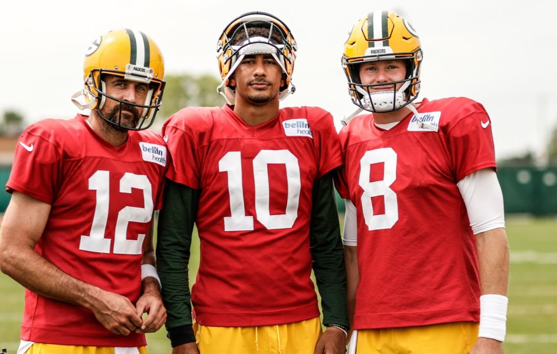 Seeing the 2021 QB Draft Class, Did the Green Bay Packers Make the Right  Decision With Jordan Love? - EssentiallySports