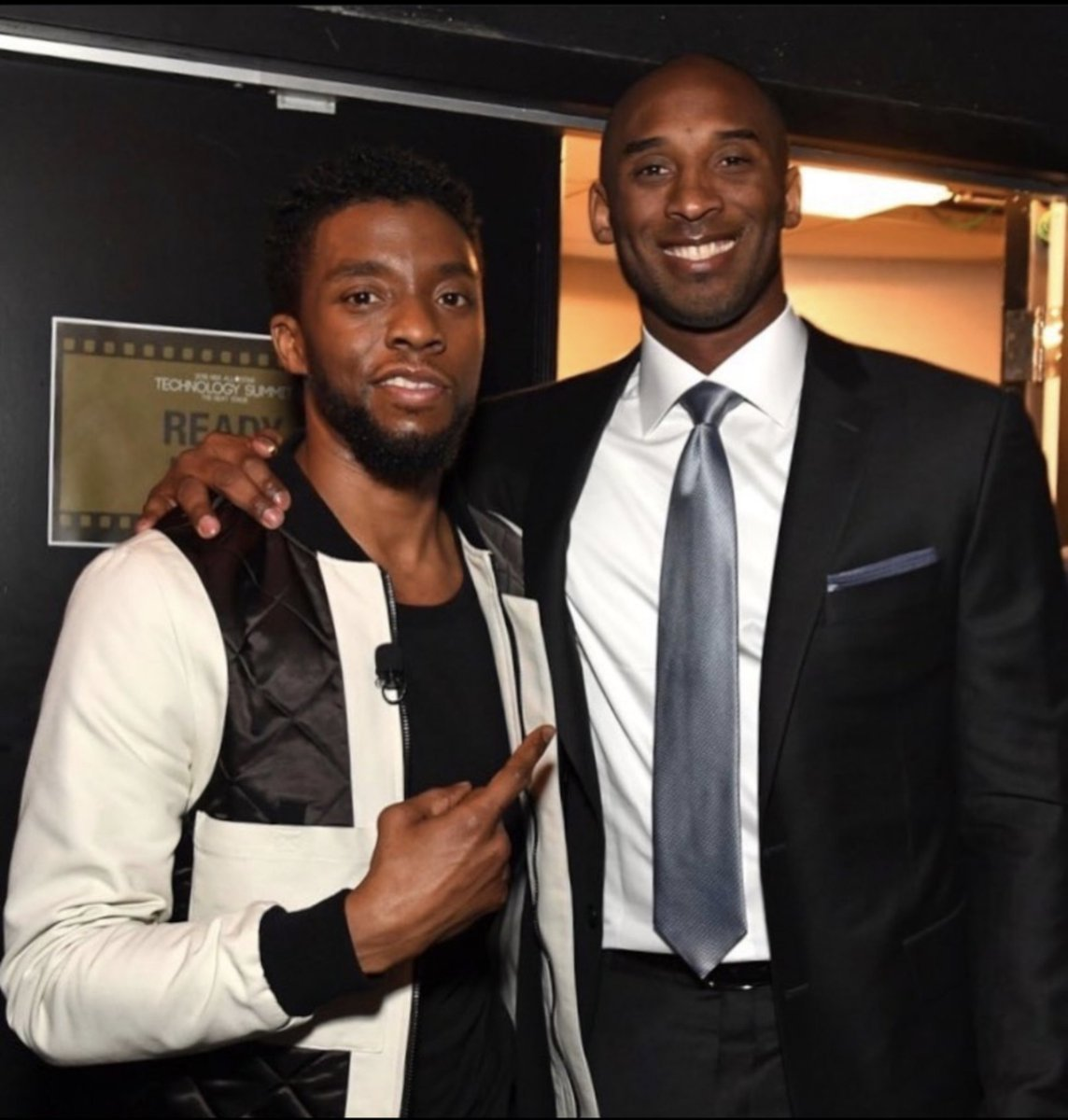 "He is Who They Say He Is"": When Black Panther Star Chadwick Boseman Shared  a Memorable Kobe Bryant Anecdote - EssentiallySports"