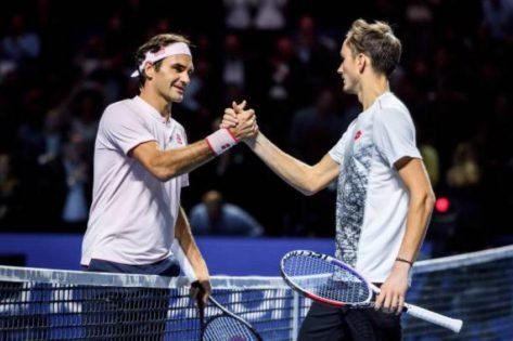 """""""Just Couldn't See Him Win Again"""": When Daniil Medvedev Admitted His Hatred For Roger Federer"""