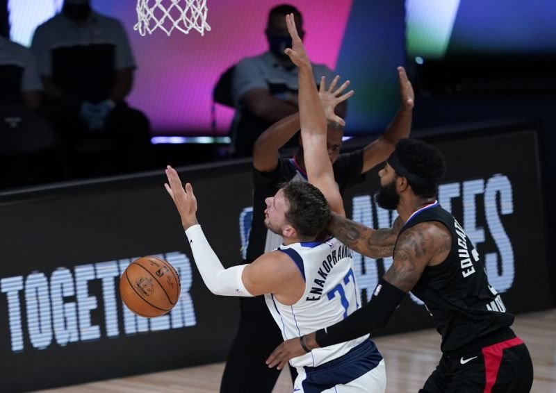 """Wolf in Sheep's Clothing"""": NBA Analyst Blames Luka Doncic For Marcus Morris'  Horrid Foul in Game 6 - EssentiallySports"""