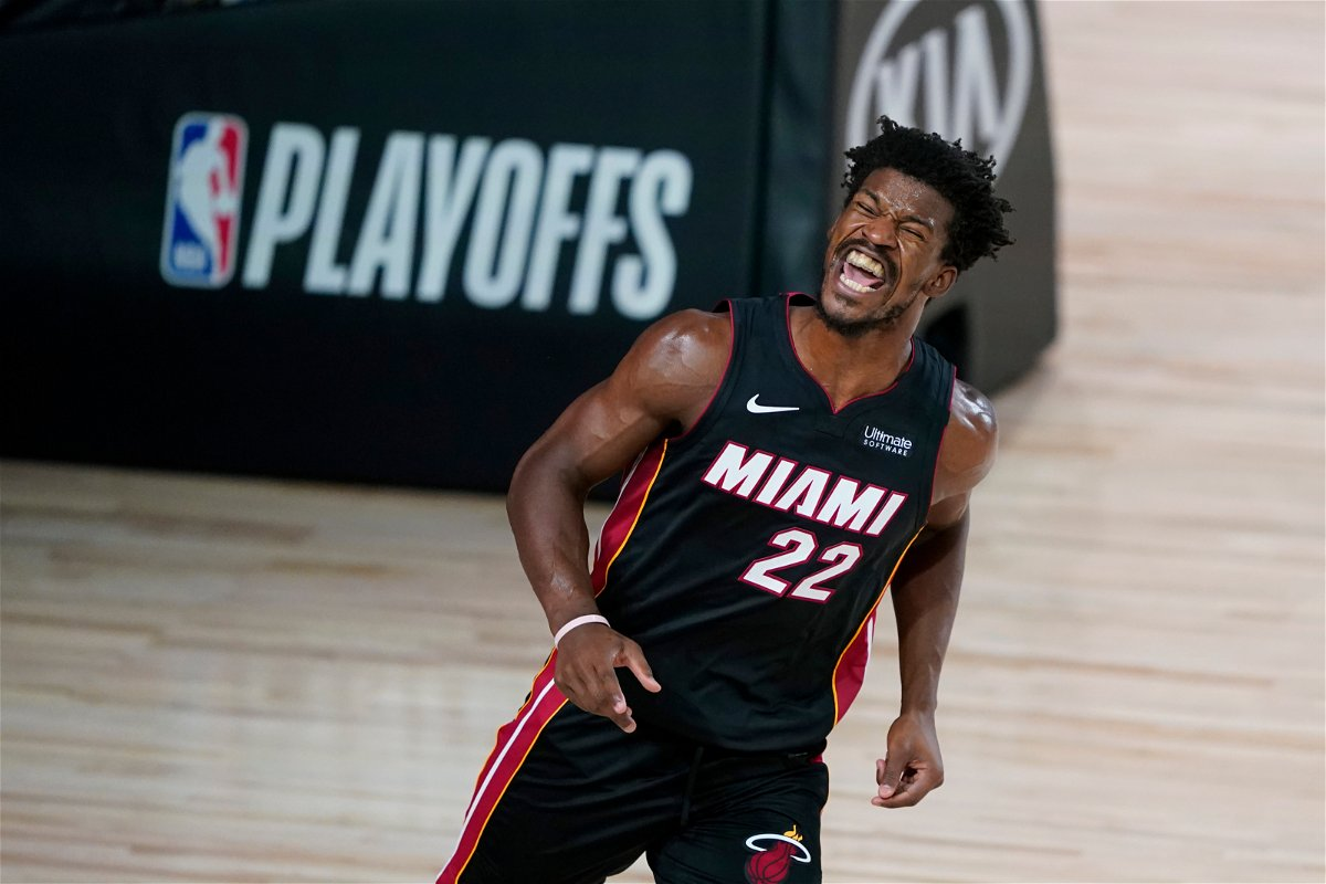 Wasn T Going To Pass The Ball Heat S Star Jimmy Butler Reflects On Final Moments Against Bucks Essentiallysports