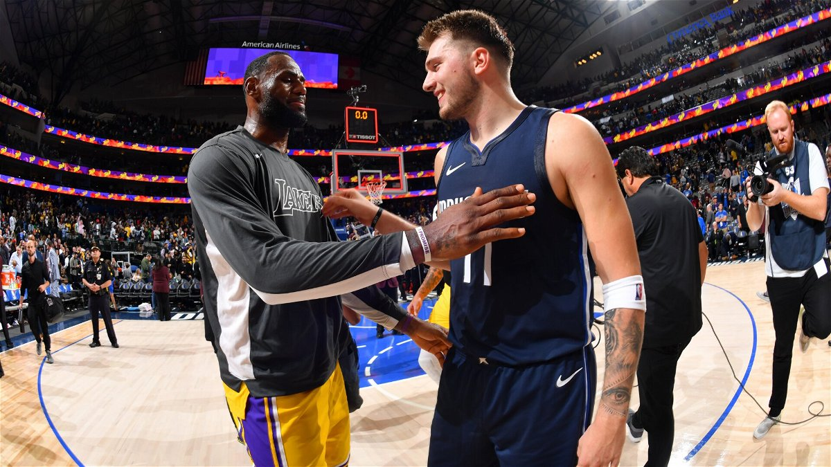 Falls In That Category Mavericks Owner Compares Luka Doncic To Lebron James Essentiallysports