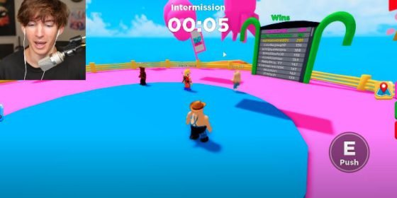 Games For Roblox Youtubers Roblox Removes Fall Guys Replicas From The Platform Essentiallysports