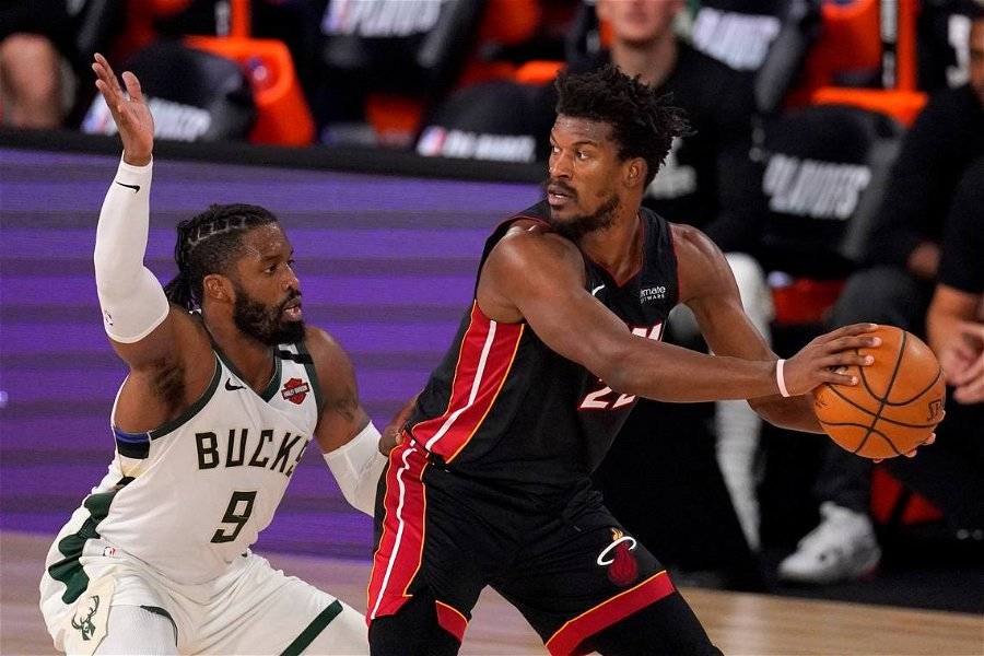 NBA Playoffs: Milwaukee Bucks vs Miami Heat Game 3 Injury ...