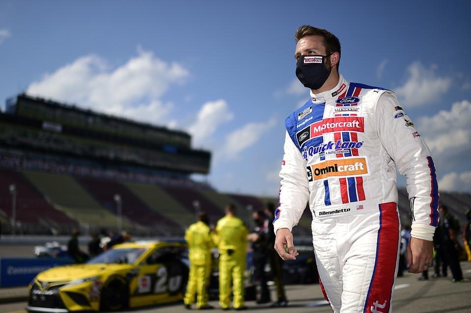 NASCAR- Matt DiBenedetto