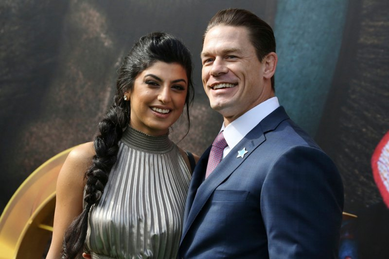 Who Is John Cena S New Girlfriend Shay Shariatzadeh Essentiallysports → before his relationship with nikki bella got out in the open, john cena was quietly married to a woman named elizabeth huberdeau. https www essentiallysports com wwe news who is john cena new girlfriend shay shariatzadeh