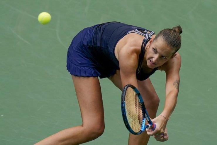 UPSET: Top Seed Karolina Pliskova Crashes Out of US Open 2020