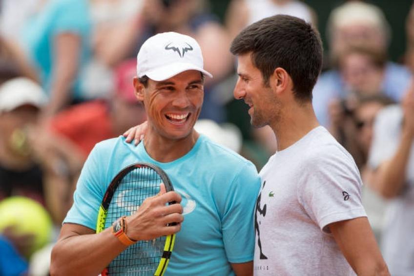 Can Make It Easily Past 20 Pete Sampras Backs Rafael Nadal And Novak Djokovic To Break Roger Federer S Record Essentiallysports