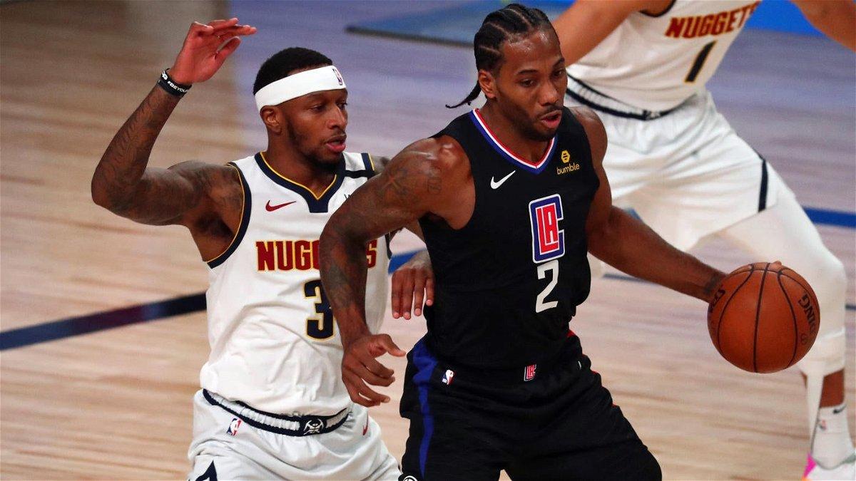 LA Clippers vs Denver Nuggets Game 2 ...