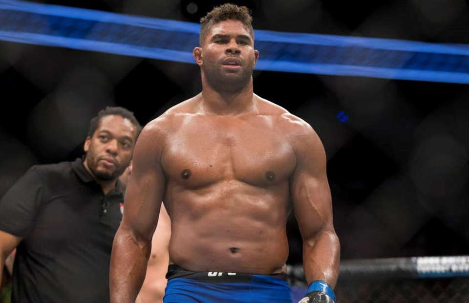 Alistair Overeem Demands UFC a Rematch Against Jairzinho Rozenstruik - EssentiallySports