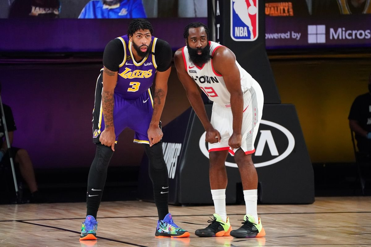 James Harden Hits Out at Small-Ball