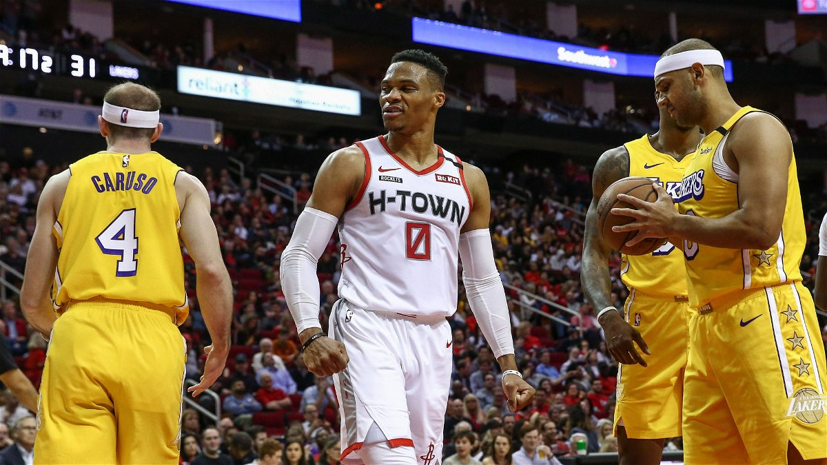 Nba Playoffs Los Angeles Lakers Vs Houston Rockets Game 2 Injury Updates Lineup And Predictions Essentiallysports