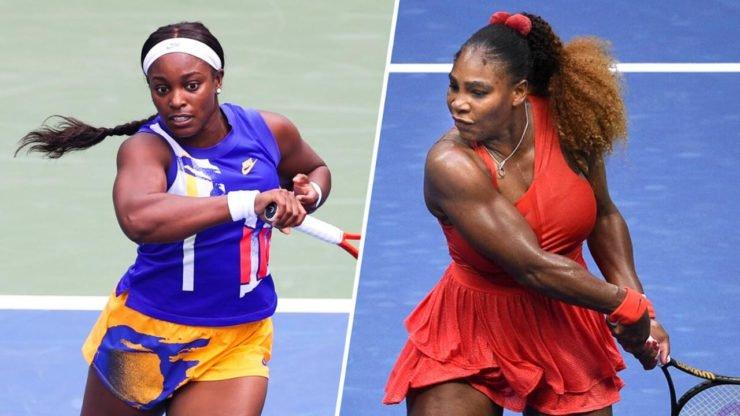 US Open 2020 LIVE Updates - Serena Williams Vs Sloane Stephens