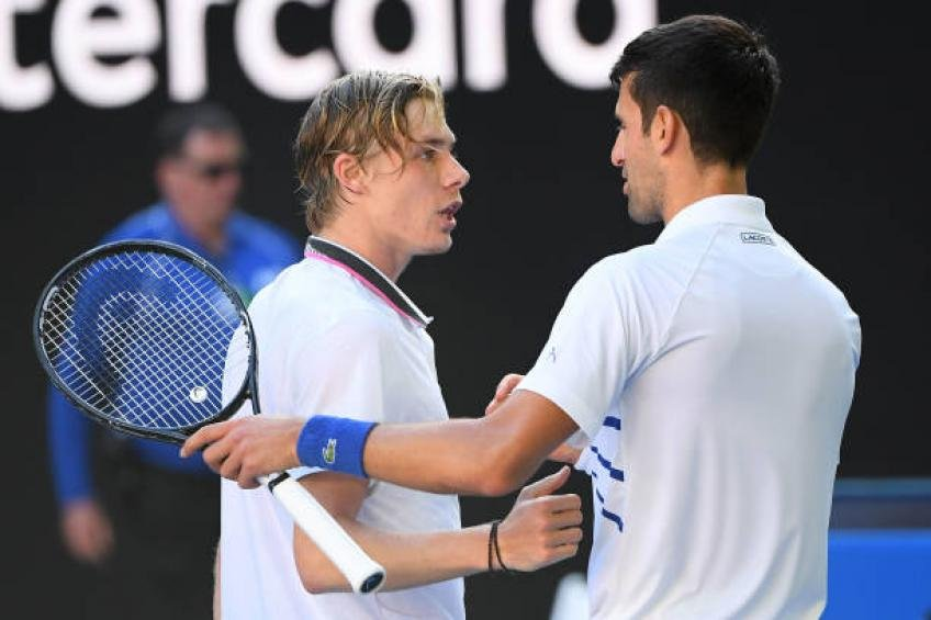 Could Have Ended Up Very Very Bad Denis Shapovalov Reflects On Novak Djokovic S Us Open 2020 Disqualification Essentiallysports